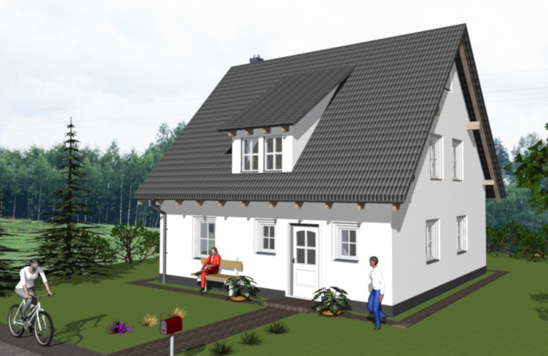 Haustyp Landhausstil klein