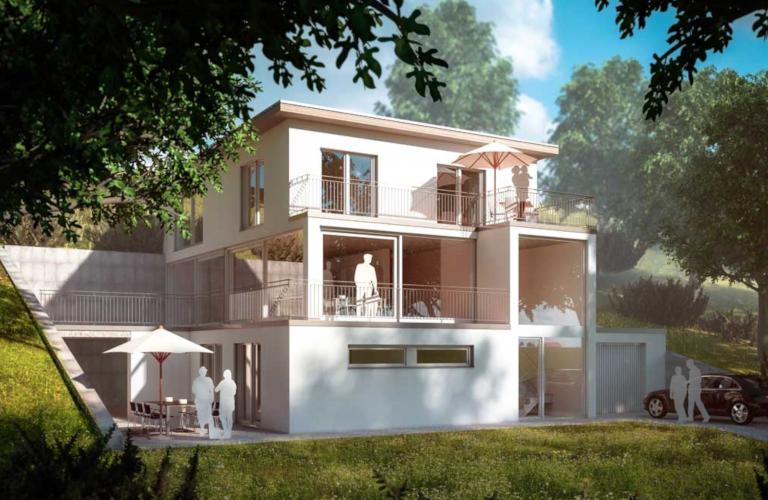 Haustyp Architektenhaus klein