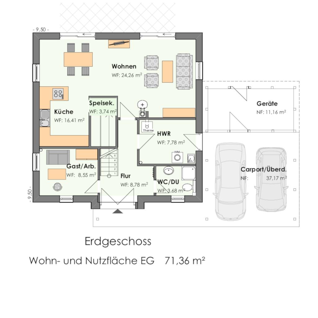 Haustyp-Stadtvilla145EG