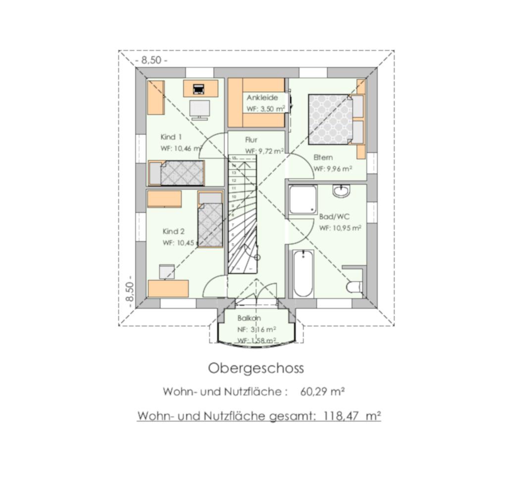 Haustyp-Stadtvilla118-Grundriss OG